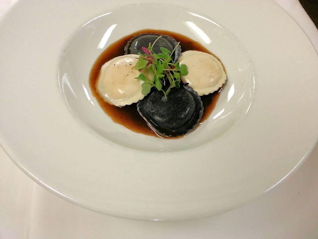Cucina Della Cucina | Maine Lobster & Cognac with Brown Butter Ravioli ~ Cucina Della Cucina ...