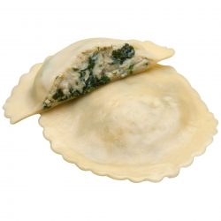 Ricotta and spinach