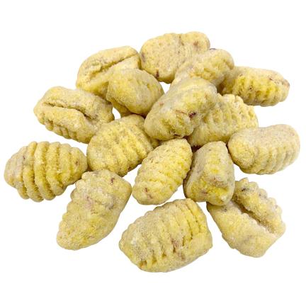 Saffron-Gnocchi