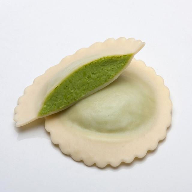 Sweet Pea with Lemon Zest & Tarragon