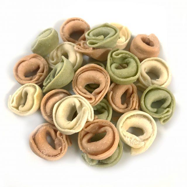 Tri-Color Tortellini